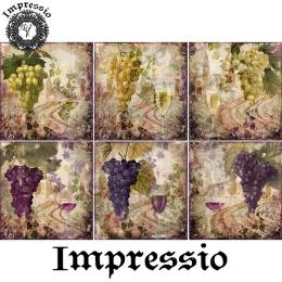 13968. Декупажная карта  Impressio, плотность 45 г/м2