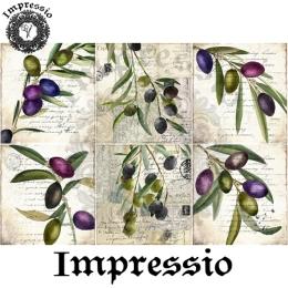 13972. Декупажная карта  Impressio, плотность 45 г/м2