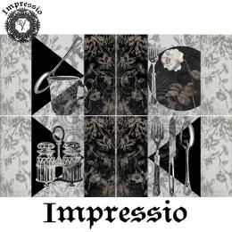 13979. Декупажная карта  Impressio, плотность 45 г/м2