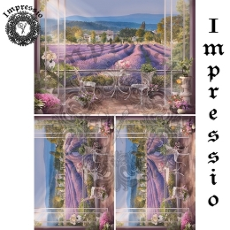 14040. Декупажная карта  Impressio, плотность 45 г/м2
