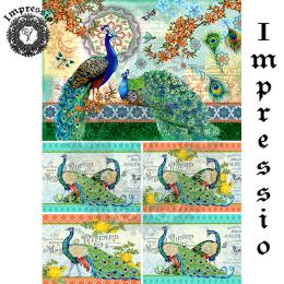 14050. Декупажная карта  Impressio, плотность 45 г/м2