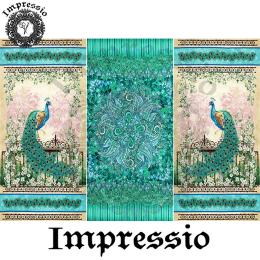 14053. Декупажная карта  Impressio, плотность 45 г/м2