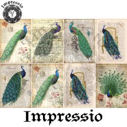 14056. Декупажная карта  Impressio, плотность 45 г/м2