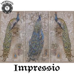 14065. Декупажная карта  Impressio, плотность 45 г/м2