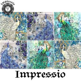 14069. Декупажная карта  Impressio, плотность 45 г/м2