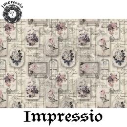 14095. Декупажная карта  Impressio, плотность 45 г/м2