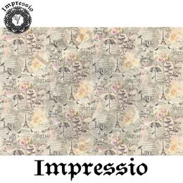 14098. Декупажная карта  Impressio, плотность 45 г/м2
