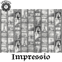 14099. Декупажная карта  Impressio, плотность 45 г/м2