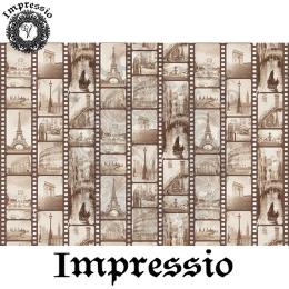 14100. Декупажная карта  Impressio, плотность 45 г/м2