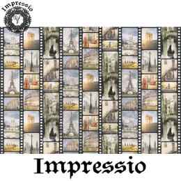 14101. Декупажная карта  Impressio, плотность 45 г/м2