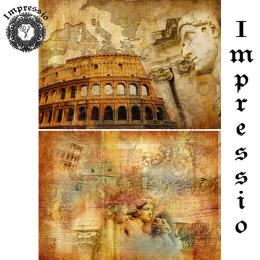 14108. Декупажная карта  Impressio, плотность 45 г/м2