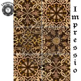 14148. Декупажная карта  Impressio, плотность 45 г/м2