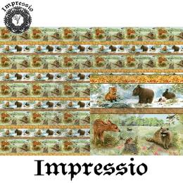 14154. Декупажная карта  Impressio, плотность 45 г/м2