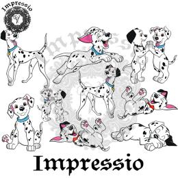 14198. Декупажная карта  Impressio, плотность 45 г/м2