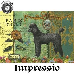14287. Декупажная карта  Impressio, плотность 45 г/м2
