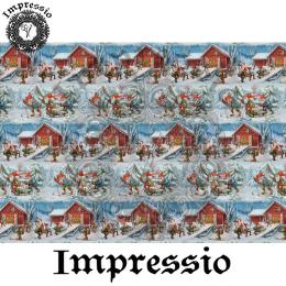 14341. Декупажная карта  Impressio, плотность 45 г/м2