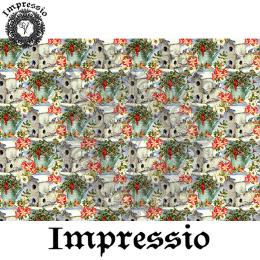 14349. Декупажная карта  Impressio, плотность 45 г/м2