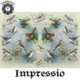 14453. Декупажная карта  Impressio, плотность 45 г/м2