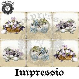 14531. Декупажная карта  Impressio, плотность 45 г/м2