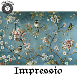 14591. Декупажная карта  Impressio, плотность 45 г/м2