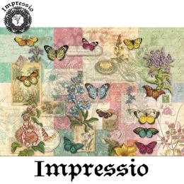 14592. Декупажная карта  Impressio, плотность 45 г/м2