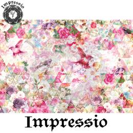 14594. Декупажная карта  Impressio, плотность 45 г/м2