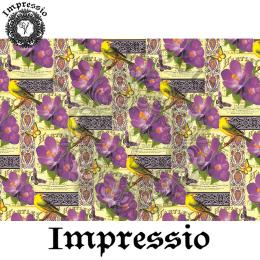 14597. Декупажная карта  Impressio, плотность 45 г/м2