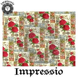 14598. Декупажная карта  Impressio, плотность 45 г/м2