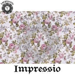 14602. Декупажная карта  Impressio, плотность 45 г/м2
