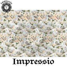14603. Декупажная карта  Impressio, плотность 45 г/м2