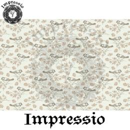 14604. Декупажная карта  Impressio, плотность 45 г/м2