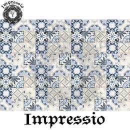 14615. Декупажная карта  Impressio, плотность 45 г/м2