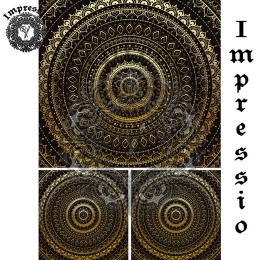 14617. Декупажная карта  Impressio, плотность 45 г/м2