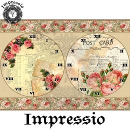 14641. Декупажная карта  Impressio, плотность 45 г/м2