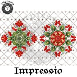 14681. Декупажная карта  Impressio, плотность 45 г/м2