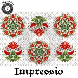 14682. Декупажная карта  Impressio, плотность 45 г/м2