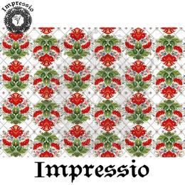 14684. Декупажная карта  Impressio, плотность 45 г/м2
