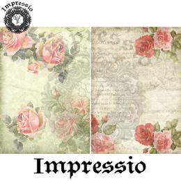 14690. Декупажная карта  Impressio, плотность 45 г/м2