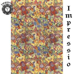 14692. Декупажная карта  Impressio, плотность 45 г/м2