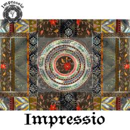 14695. Декупажная карта  Impressio, плотность 45 г/м2