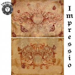 14697. Декупажная карта  Impressio, плотность 45 г/м2