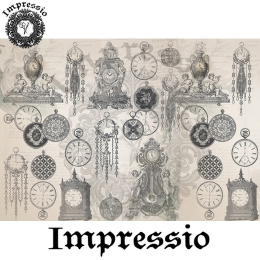 14699. Декупажная карта  Impressio, плотность 45 г/м2