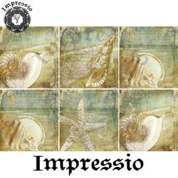 14702. Декупажная карта  Impressio, плотность 45 г/м2