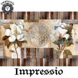 14732. Декупажная карта  Impressio, плотность 45 г/м2