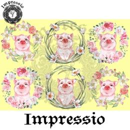 14795. Декупажная карта  Impressio, плотность 45 г/м2