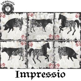 14812. Декупажная карта  Impressio, плотность 45 г/м2