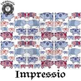 14815. Декупажная карта  Impressio, плотность 45 г/м2