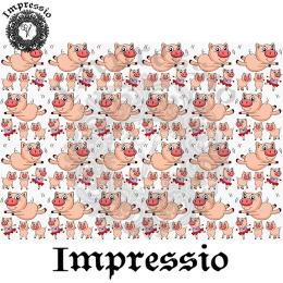 14816. Декупажная карта  Impressio, плотность 45 г/м2