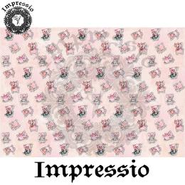14817. Декупажная карта  Impressio, плотность 45 г/м2