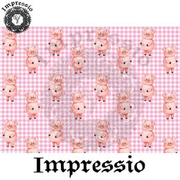 14818. Декупажная карта  Impressio, плотность 45 г/м2